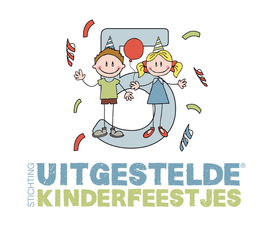 Stichting Uitgestelde Kinderfeestjes 5 jaar!
