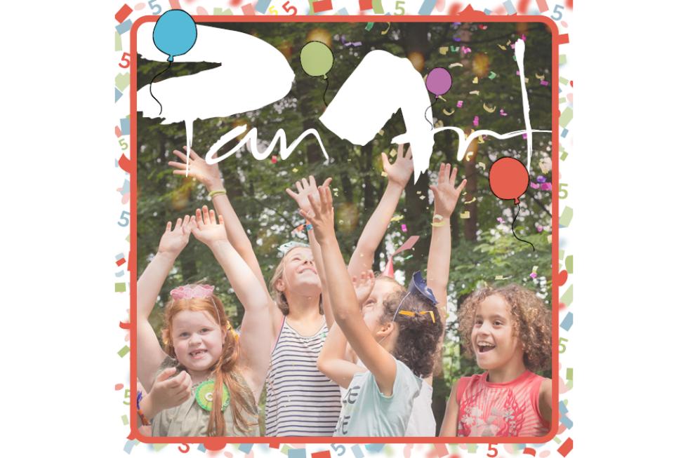 PanArt voor Stichting Uitgestelde Kinderfeestjes